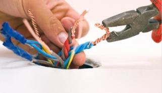 Замена электропроводки своими руками