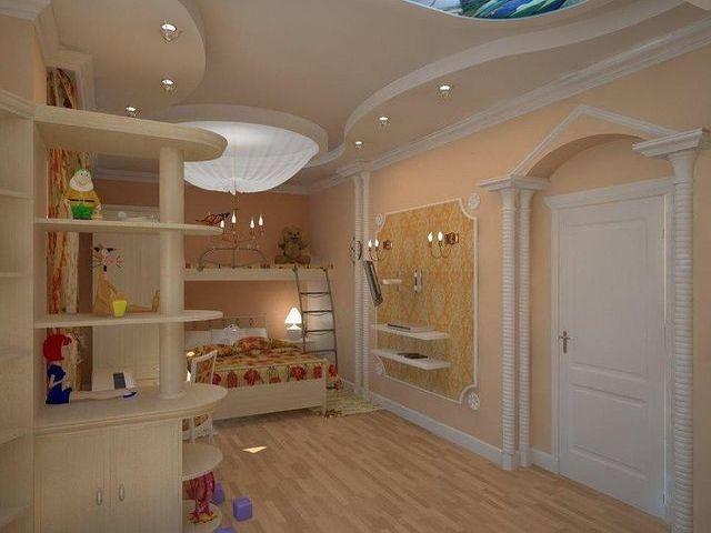 Ремонт детской комнаты в зеленограде
