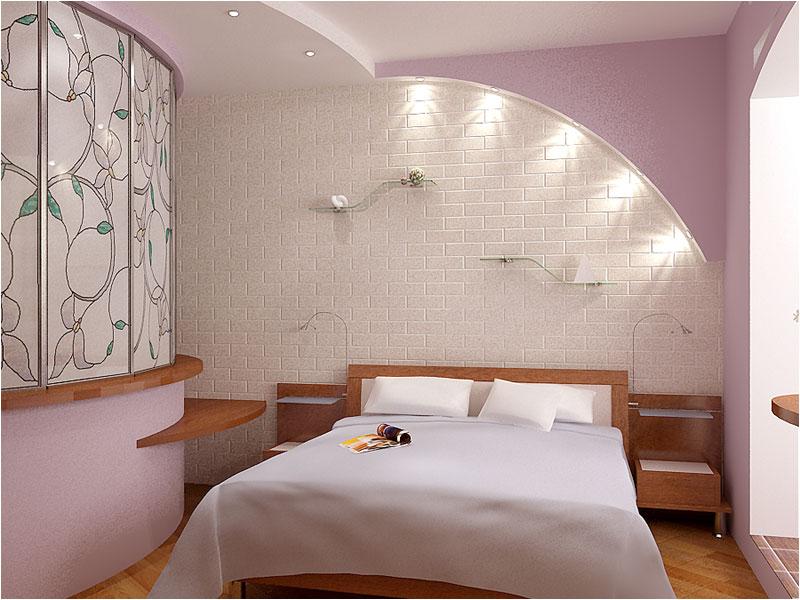 Фото ремонт спальни своими руками